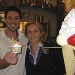 Lovely Owners of La Sorbettiera