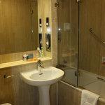 banheiro do quarto stadard