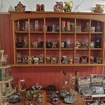 Nice shot glass collecting......and collections for anyone.