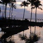 Sunset View from Humu Humu