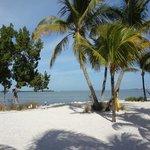 Ibis Bay beach