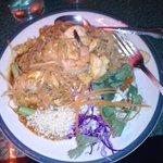 #50 Pad Thai Noodles