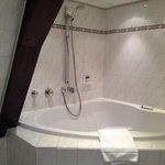 whirlpool bath!