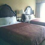 super comfy beds!