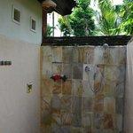 Salle de bains chambre Lotus