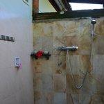 Salle de bains chambre Teratai