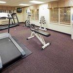 CountryInn&Suites Menomonie FitnessRoom