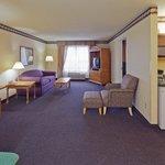 CountryInn&Suites Menomonie Suite