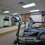 CountryInn&Suites Lexington  FitnessRoom