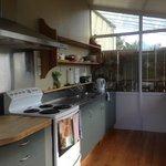 大きいほうのキッチン 冷蔵庫も使えます