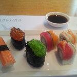 sushi overload at sakura