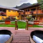 Foto di Box Canyon Lodge & Hot Springs