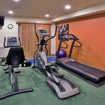 Travelodge New Glasgow Fitness Room