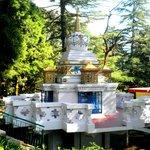 Tushita Stupa