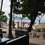 beachfront location in Patong