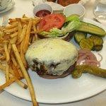 Kobe beef burger WP restaurants