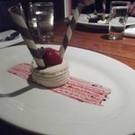 Dessert with Groupon Meal Deal