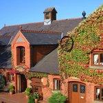 Plassey Shippon Restaurant & Bar set in a fantastic Edwardian building