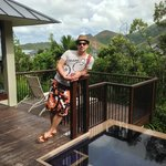 Me ;-) in Villa 261
