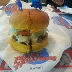 Burgerlicious is all I have to say !!!