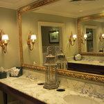 Hotel Public Bathroom