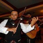 Fabulous Mexican Mariachi Band at Gustos
