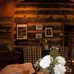 rustic diningroom