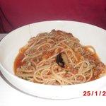 Spaghetti Bolonesa