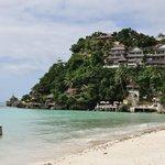 Nami Resort set atop the hillside
