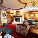 Lounge van hotel L'Ours Blanc (2)