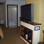 big LCD TV