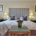 Deluxe Garden Bedroom