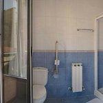 Baño privado con vistas