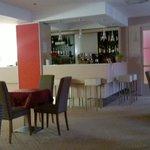 Sala bar e attesa