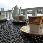 it's tea time ;)