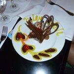 Dessert trop intense!