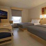 Cityexpress Lazaro Cardenas Habitacion Doble