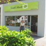 South Street Coffee and Ice Cream Shop!