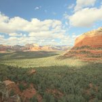Sedona area - Hiking view