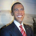 Obama na Madame Tussauds