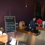 Mauritson tasting room