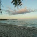 Beach at Playa Los Cedros