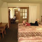 Two room Suites Available