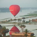 Magic Horizon Balloons and the river Nile