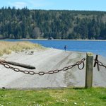 Sandy Beach at Port Ludlow.