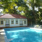 Bungalow near the swimming pool