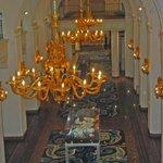 Lobby from the Mezzanine
