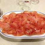 piatto di prosciutto