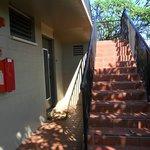 Pic of door to condo unit