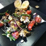 egg plant salad